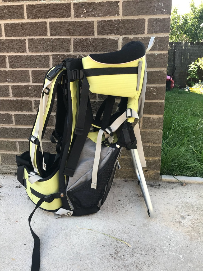 Nomad baby toddler carrier