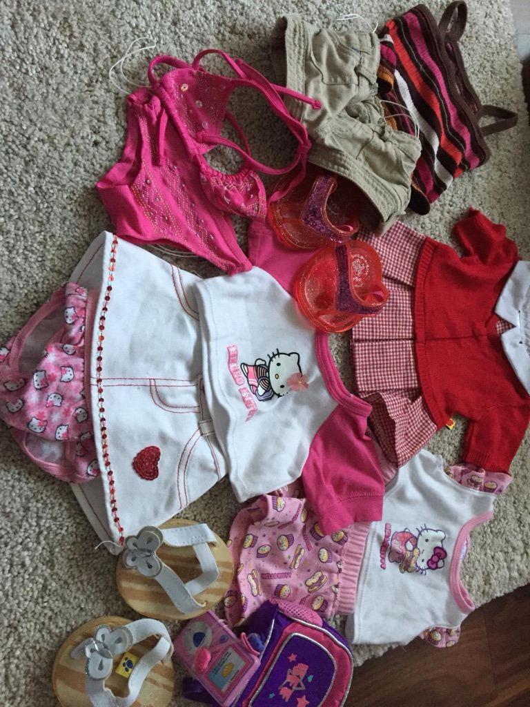 Build a bear clothes bundles