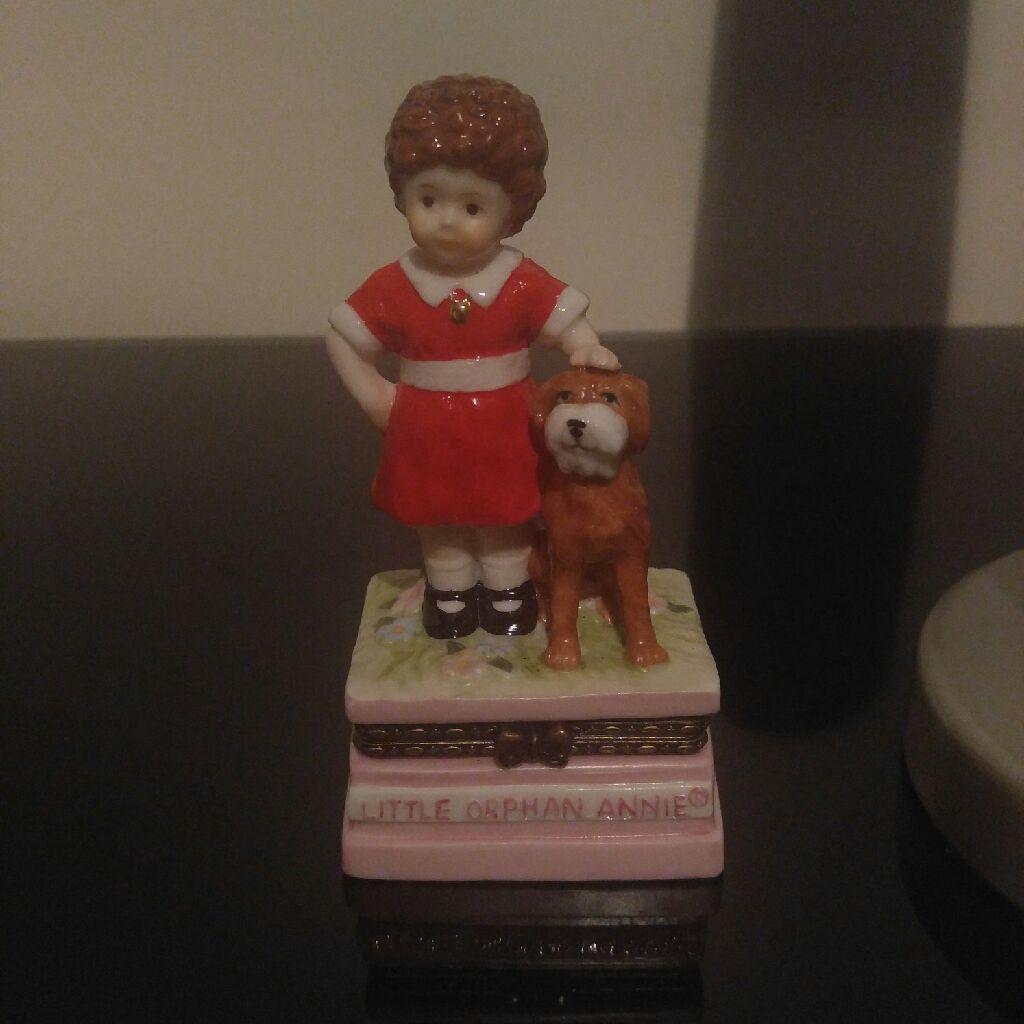 Orfane Annie collectors new