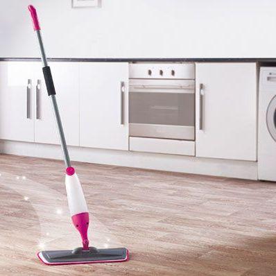 Spray Mop With 1 Microfibre Cloth