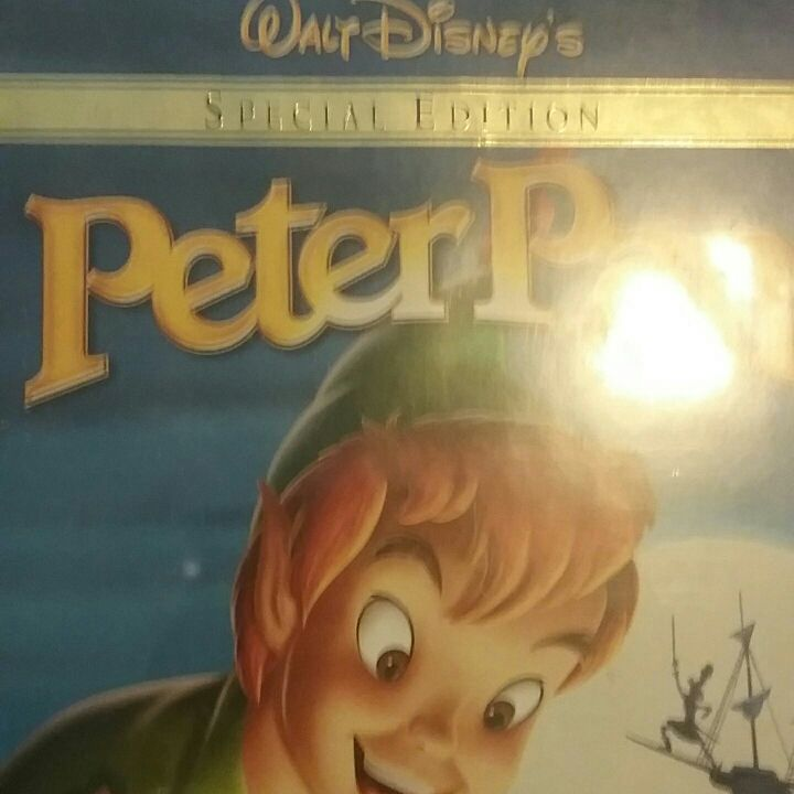 Peter pan vhs special edition