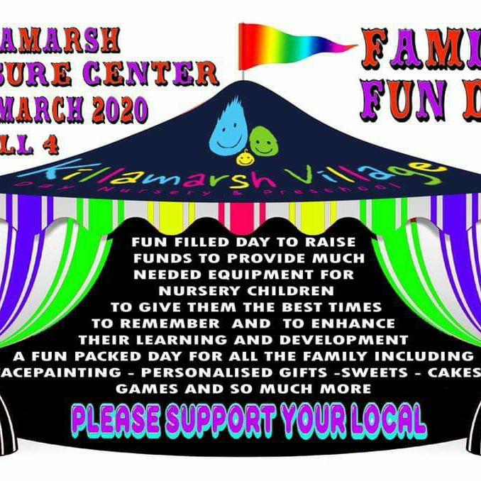 Please help and support killamarsh village day nursery
