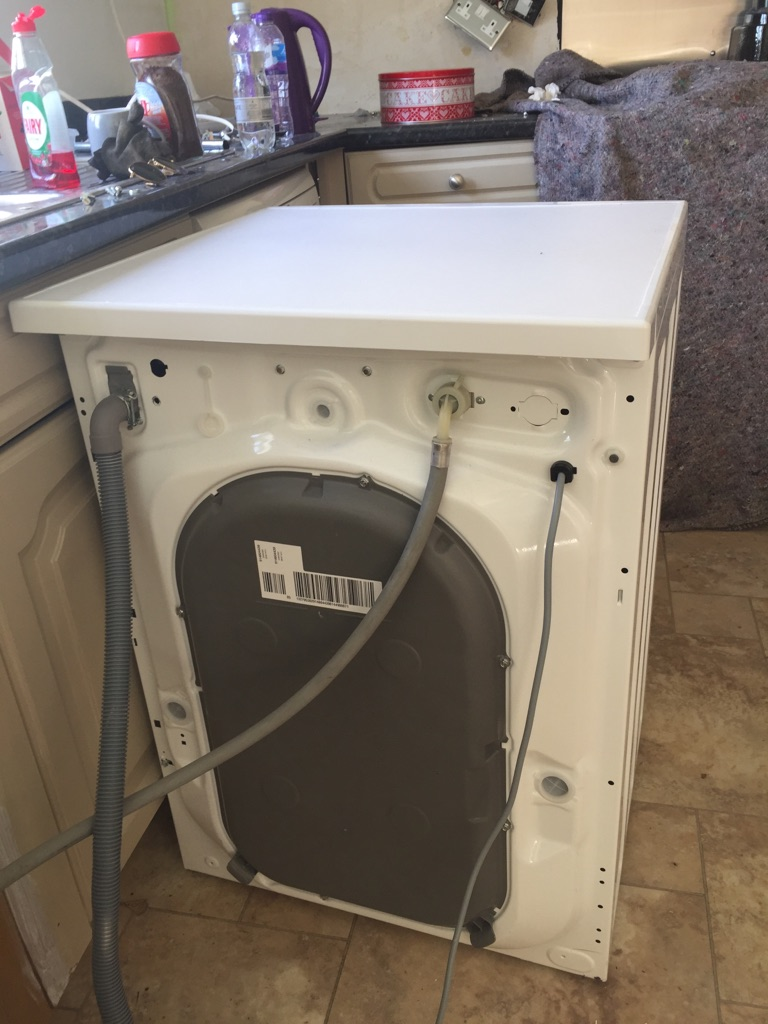 Zanussi 8kg Jetsystem was her dryer