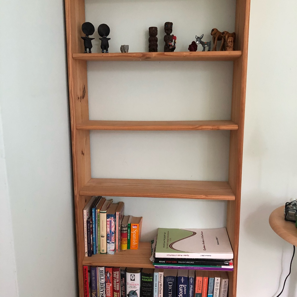 Bookcase/display unit  - SOLD