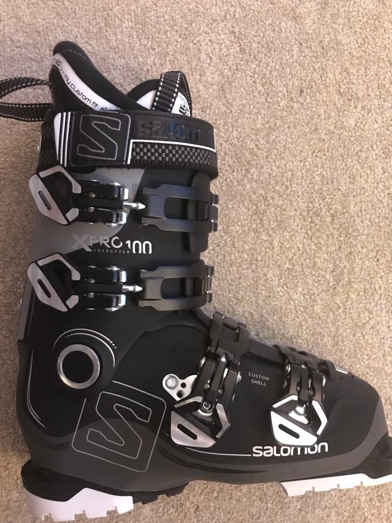 NEW Salomon XPro 100 Ski boots
