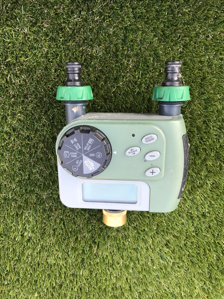 Orbit buddy 2 water timer