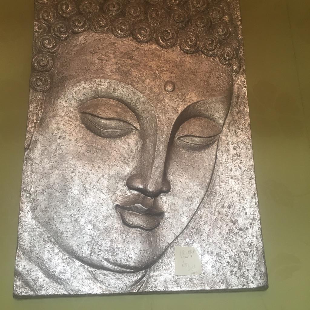 Buddha walling hanging
