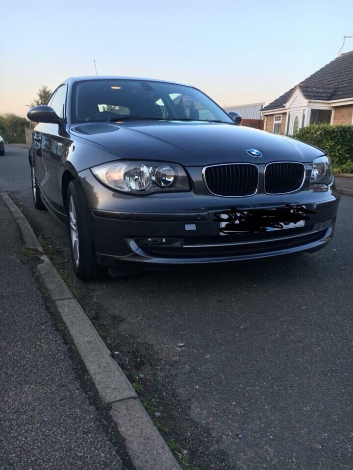 2008 BMW 116I Se (122), 1596CC Petrol, 3DR, Manual