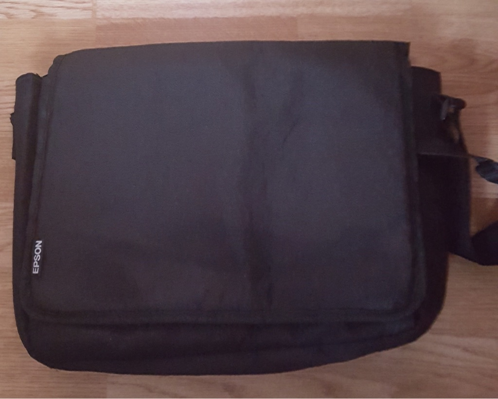 Used epson projector bag