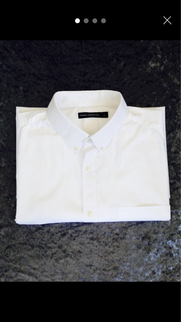 Men's shirt size L