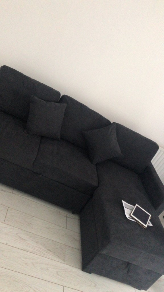 Right corner sofa