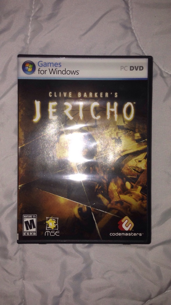 Clive Barker's Jericho (PC Game)