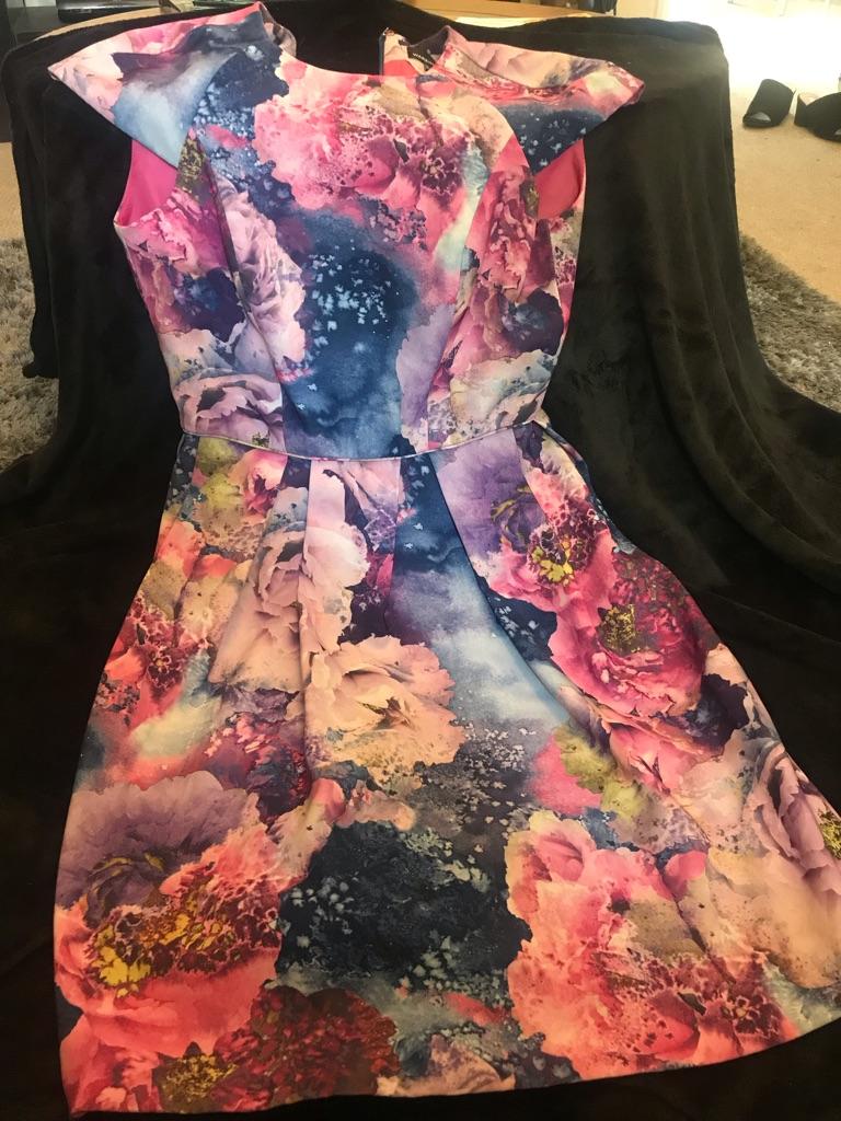 Warehouse size 12 dress