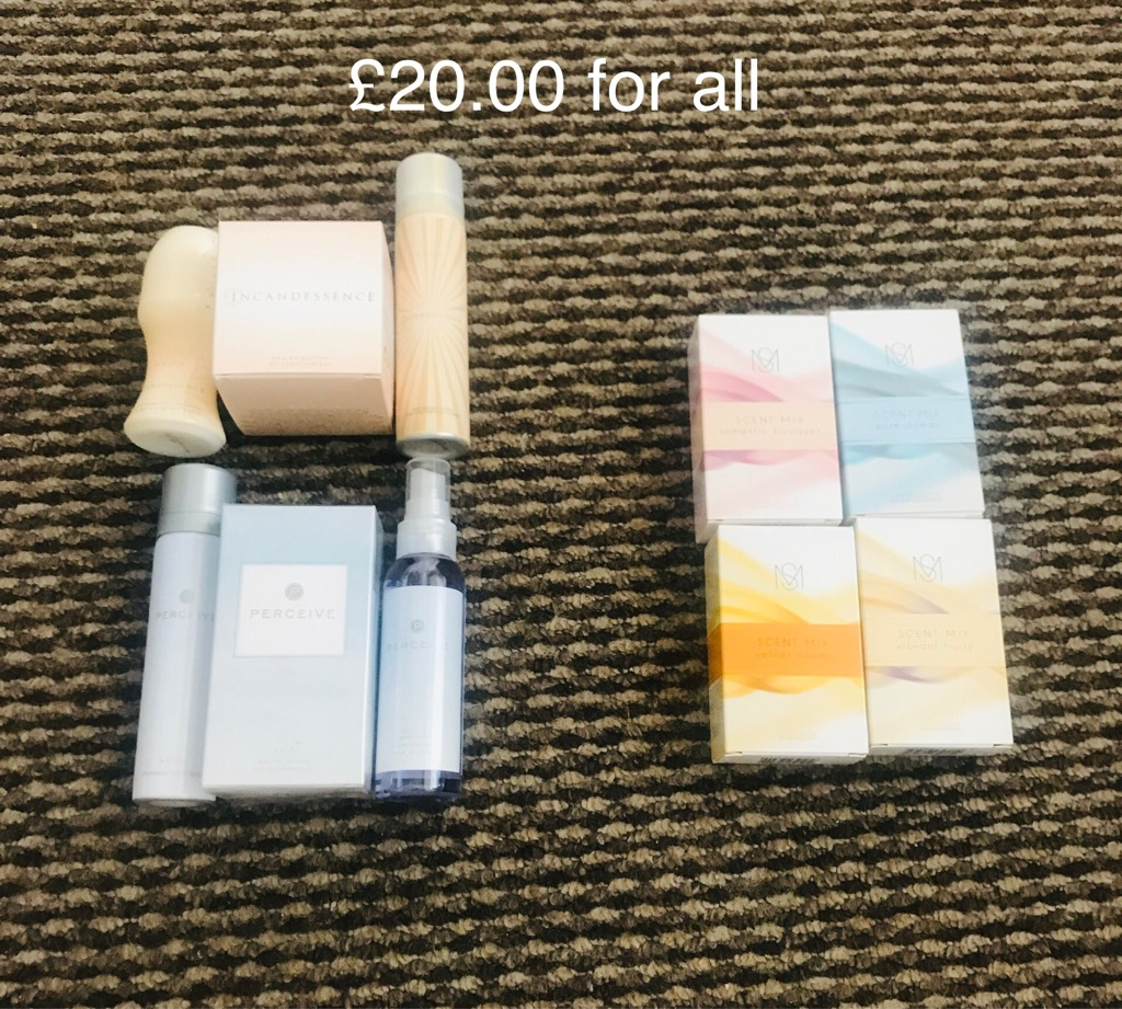 Women's purfume set all for £20