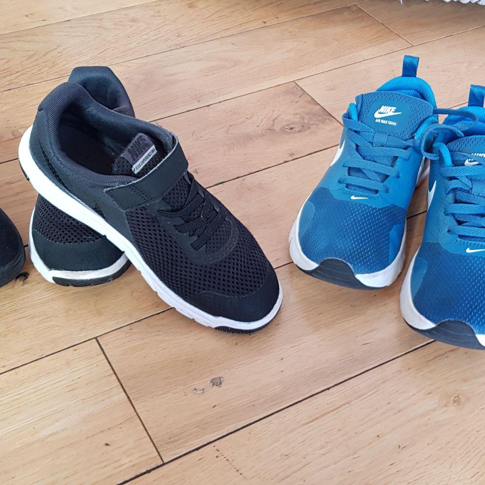 Nike traines