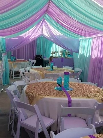 Draping Decoration