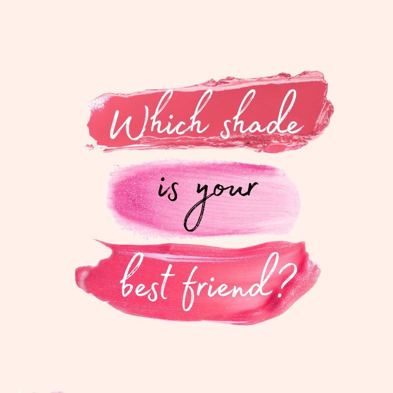 What shade are you 💄