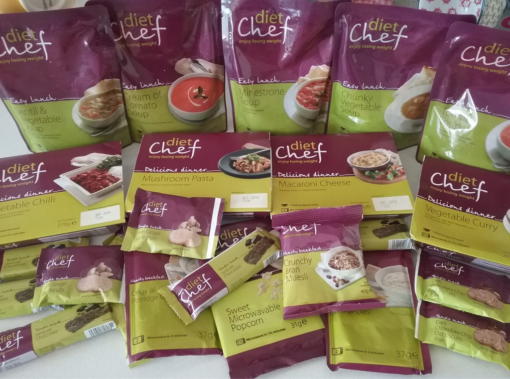 Diet Chef 1 Month Meal Plan