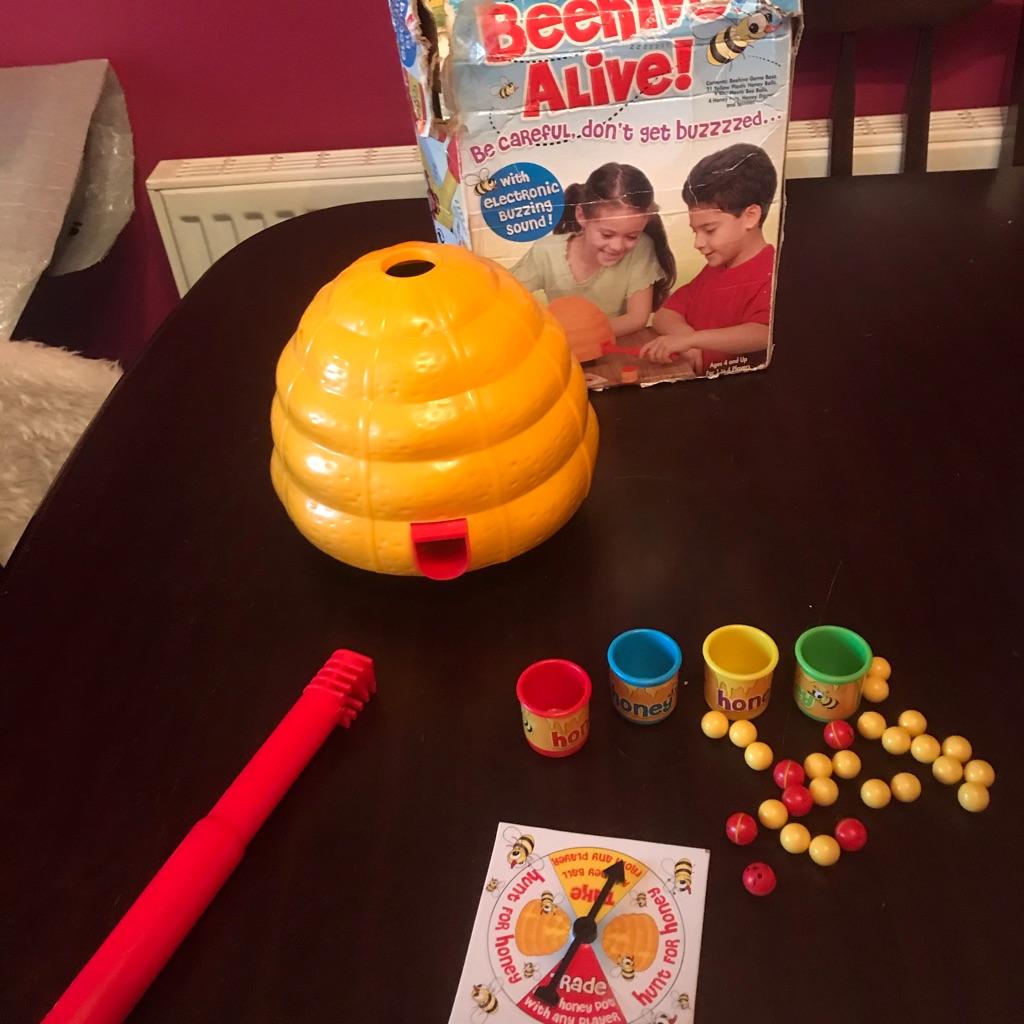 Children's Beehive Alive Game