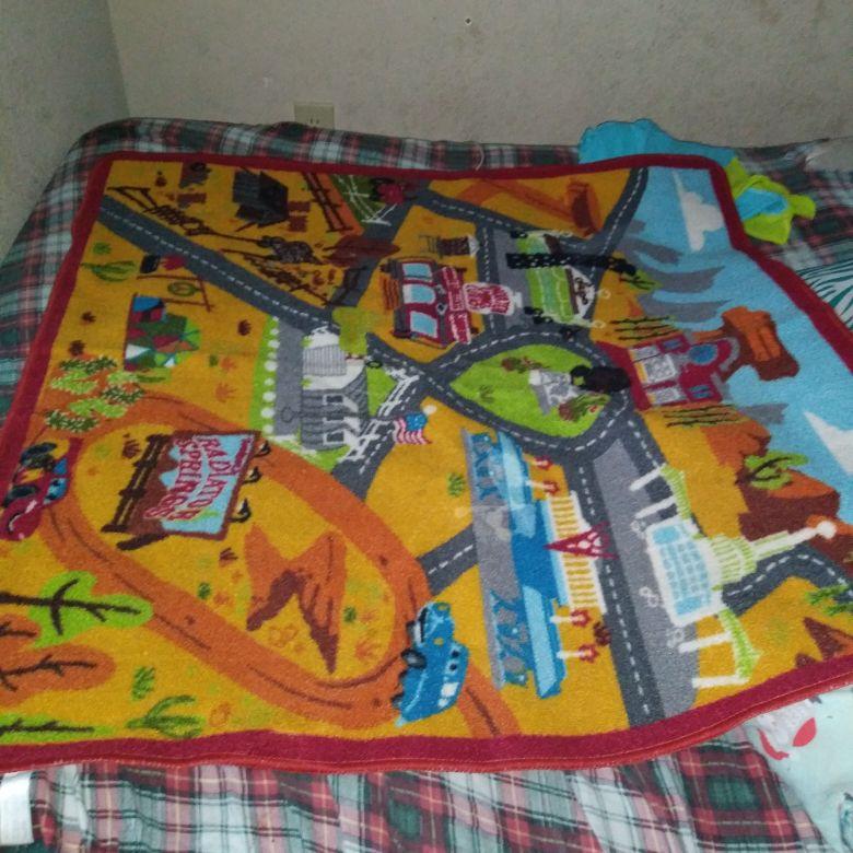 Play rug