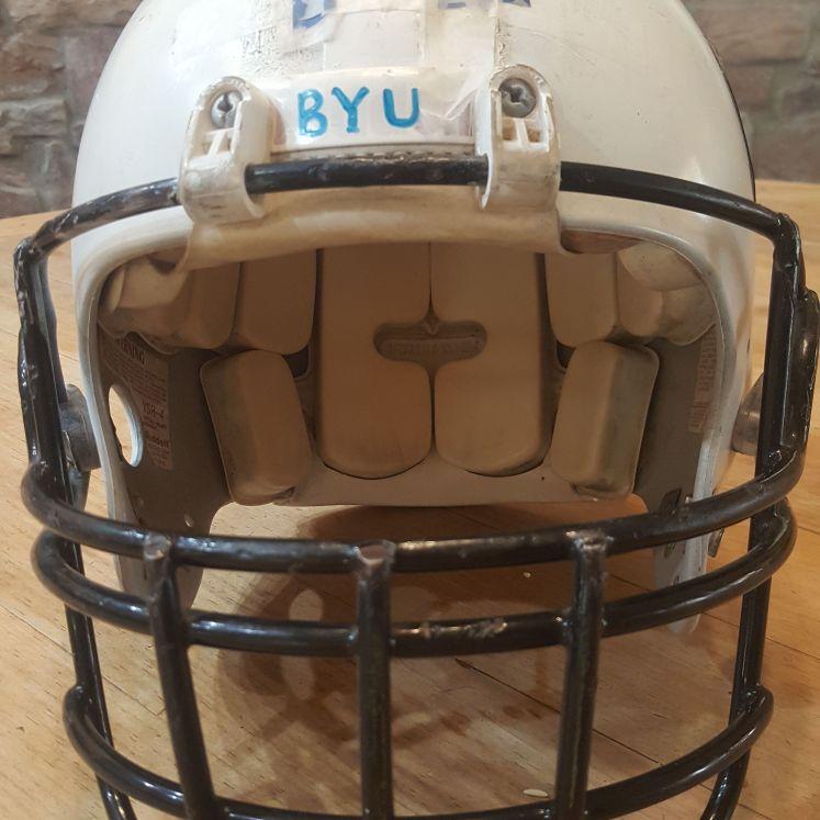 Football helmet size medium