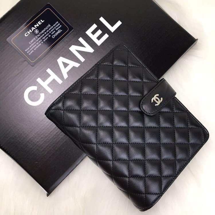 Chanel agenda quilted