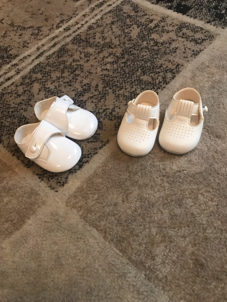 Spanish baby shoes