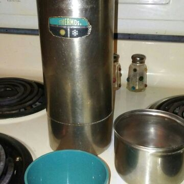 Very Old Thermos