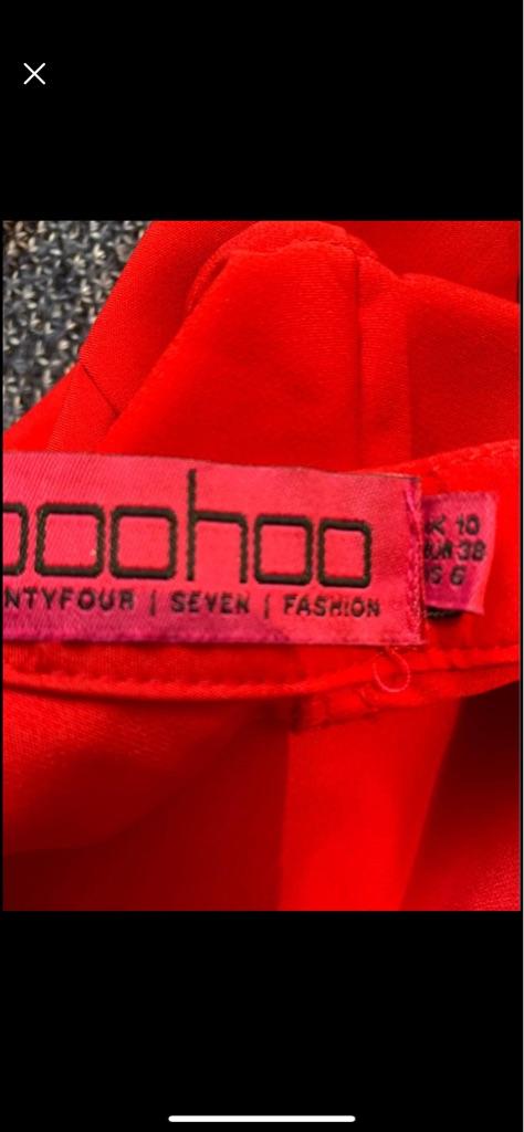 Boohoo jumpsuit