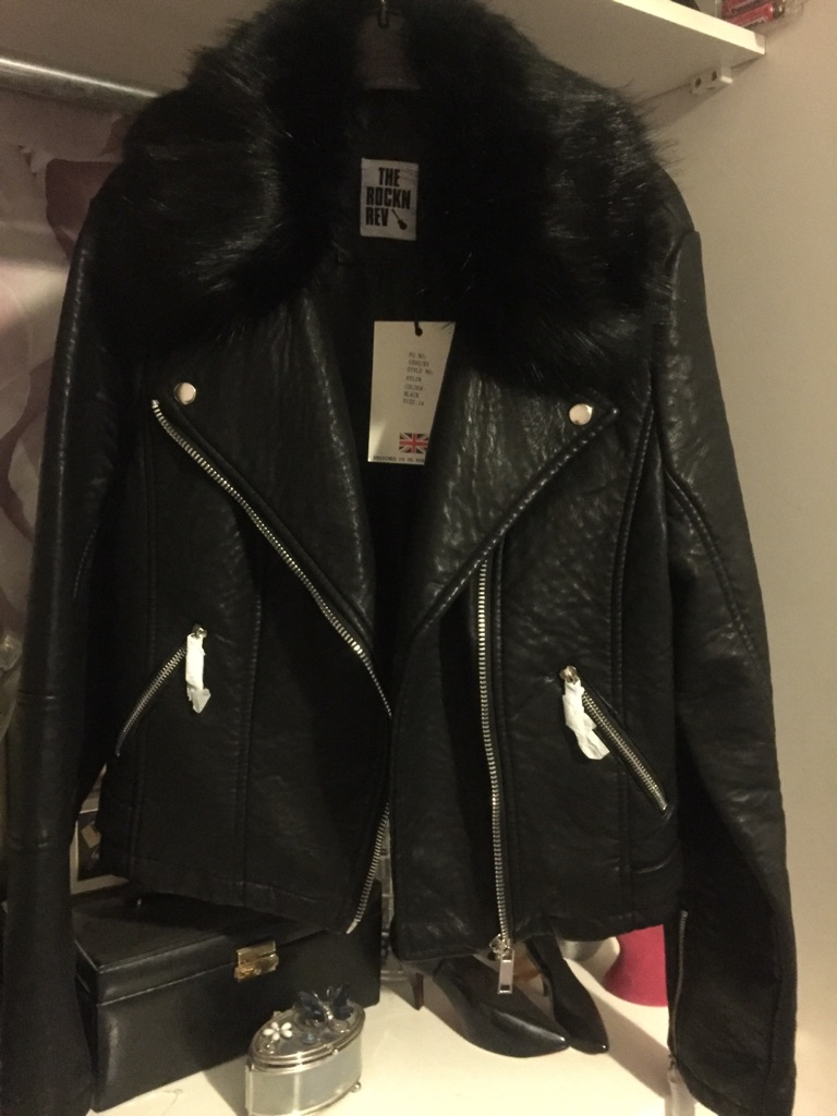 Lovely black jacket