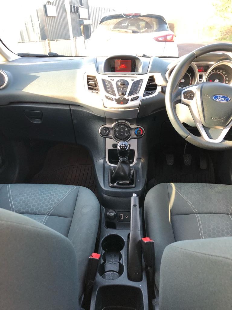Ford Fiesta Zetec 1.25L