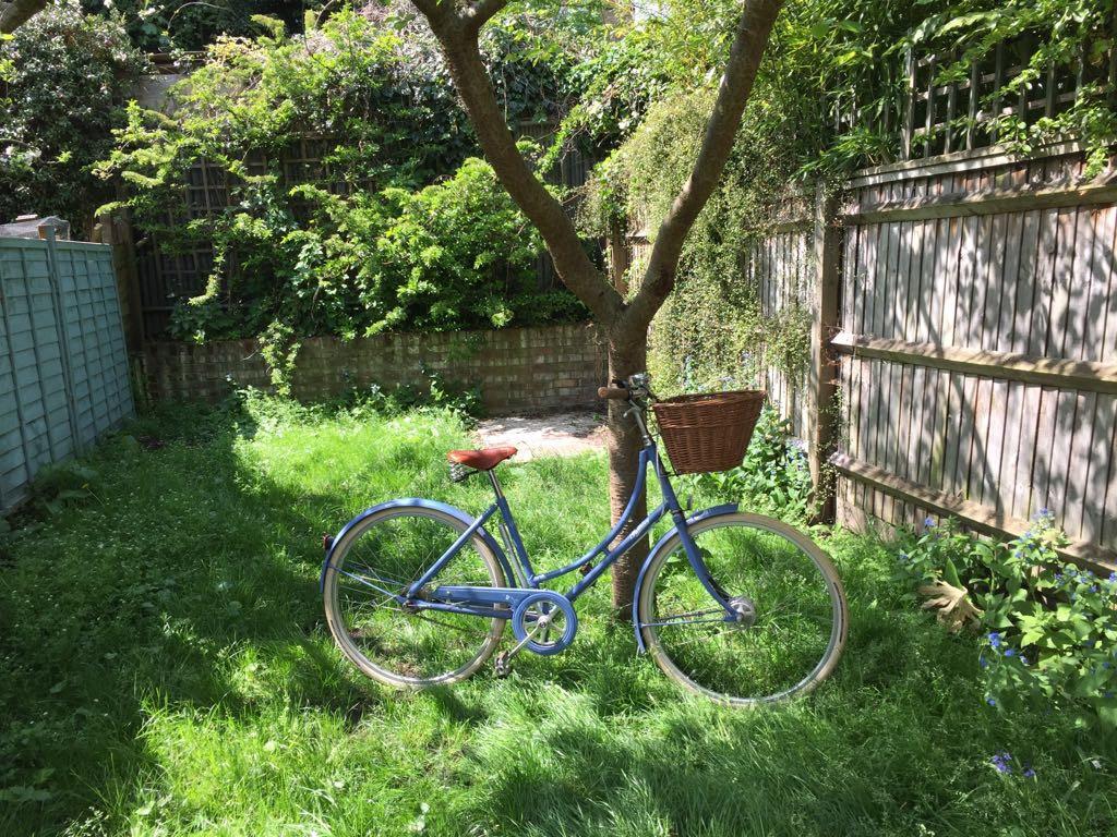 Pashley Poppy Bicycle - Powder Blue