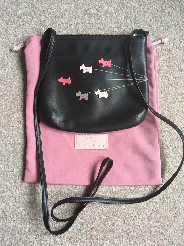Radley cross body/shoulder bag
