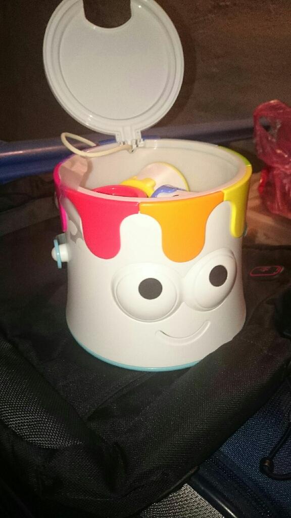 Tomy paint pot toy