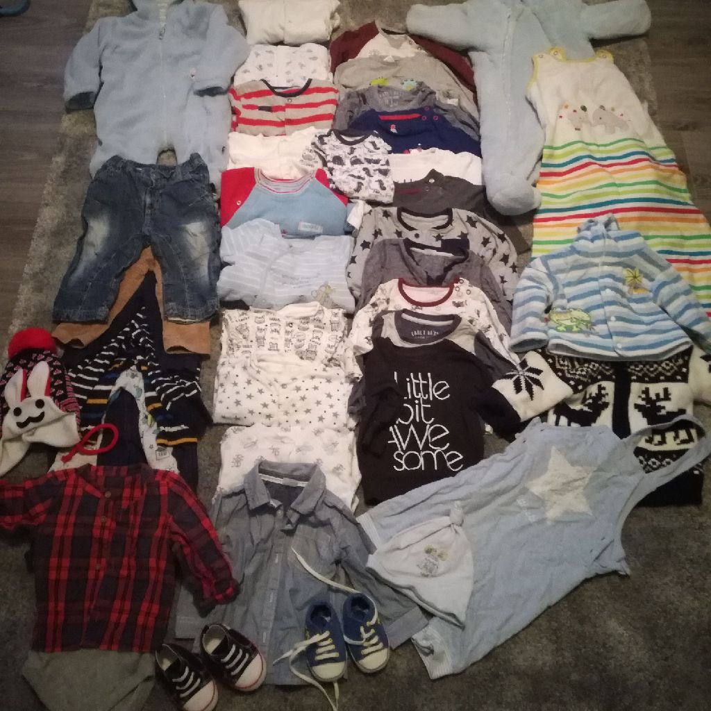 Baby boys clothes 6-9month