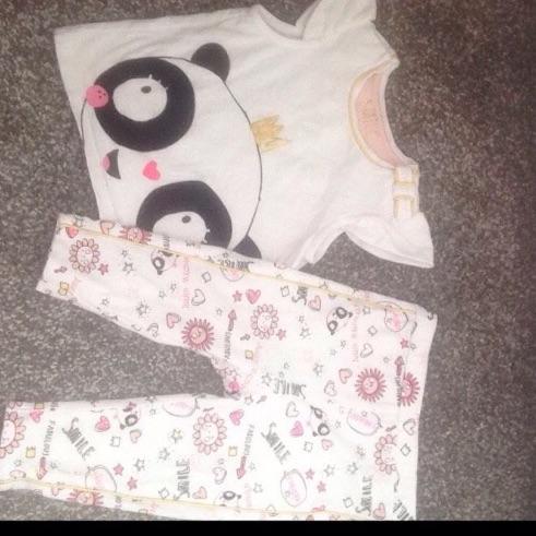 Baby julien macdonald outfit