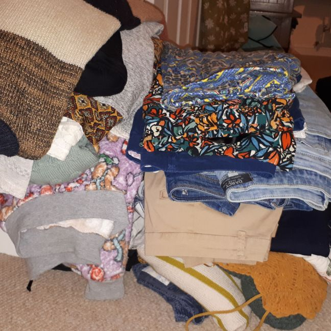 Selection of ladies size 14 clothes