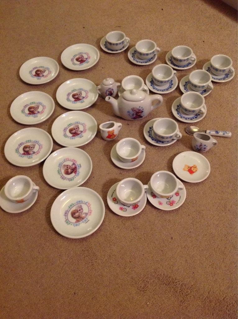Tea set bundle