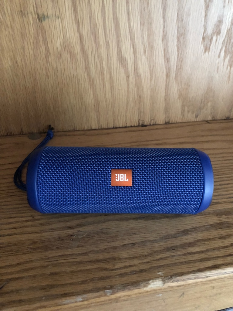 JBL FLIP 3 Bluetooth Speaker ( Blue )