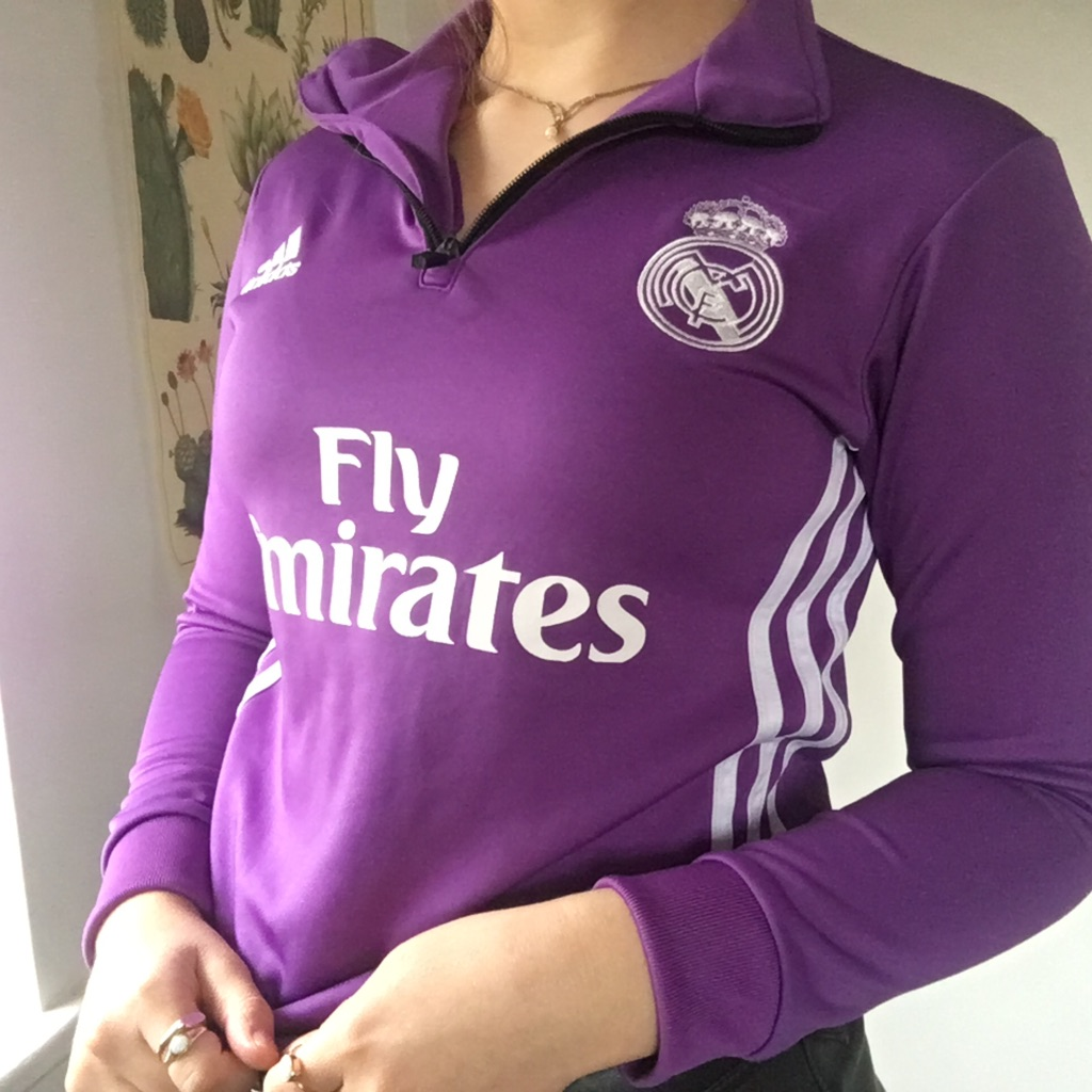 Adidas Real Madrid Track Top