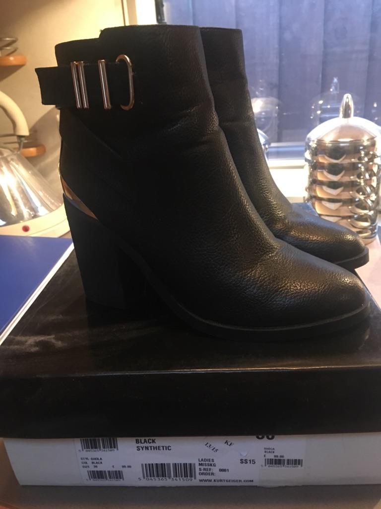 Kurt Geiger Boots size 3