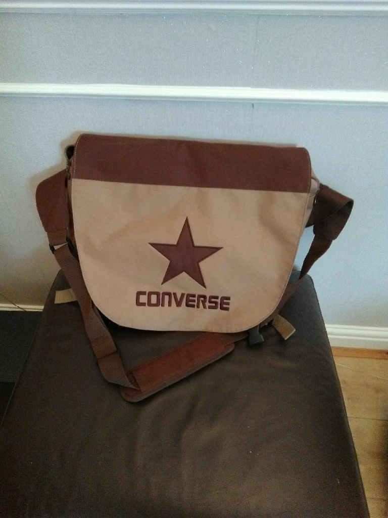Converse bag/ satchel