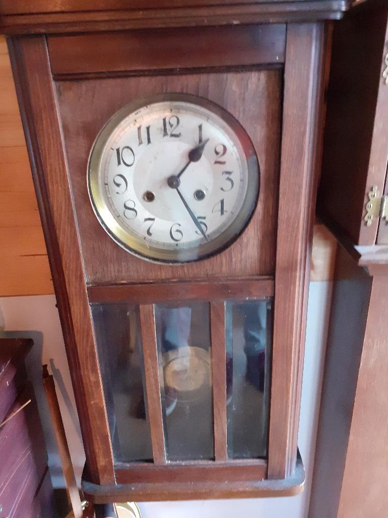 German wall clock