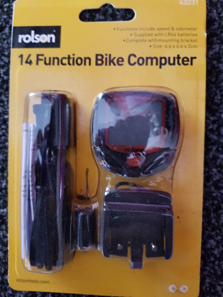 Bike computer