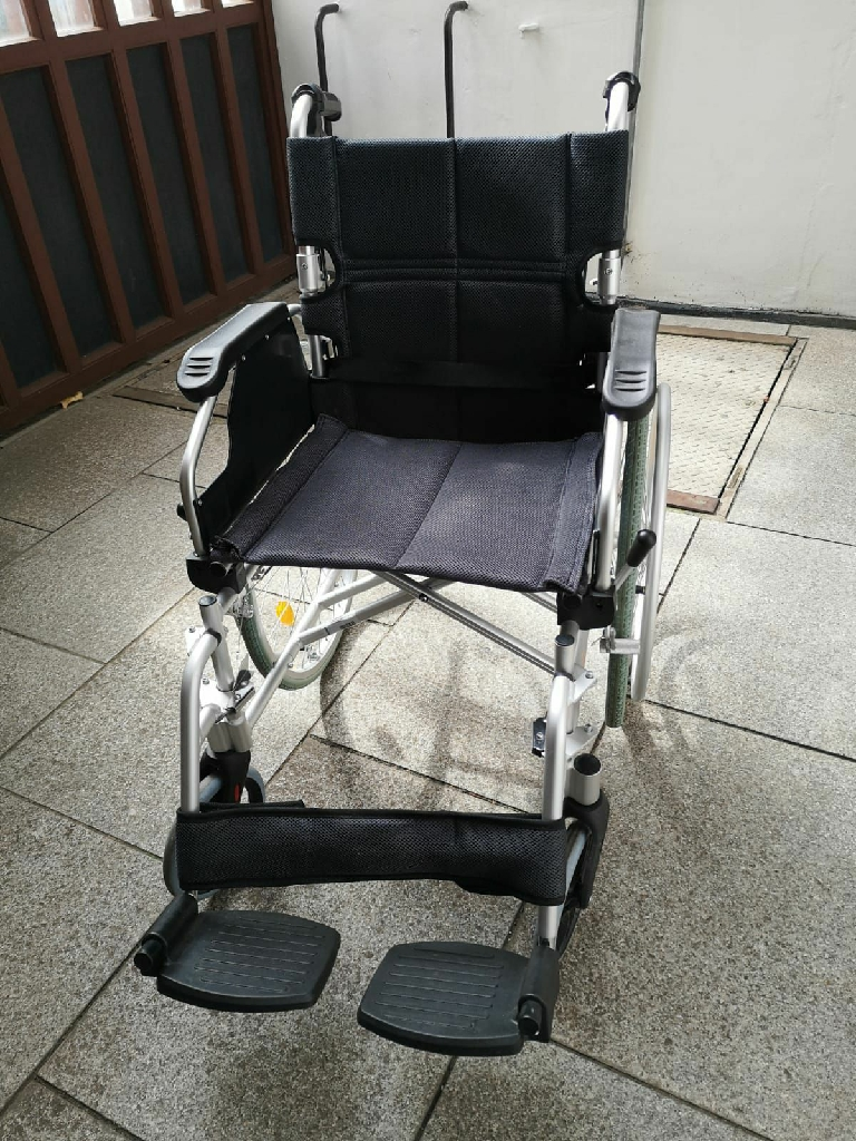 Aidapt Aluminium wheelchair
