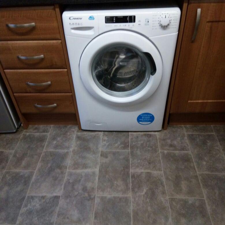 Candy smart washing machine
