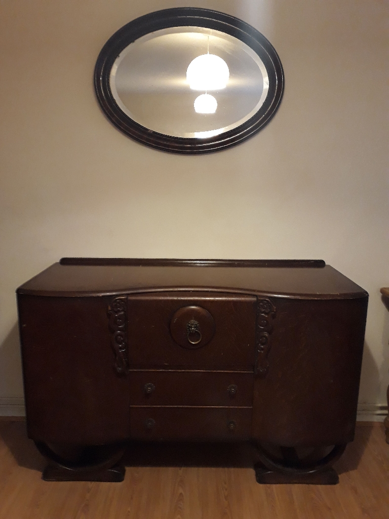 1940 cocktail  sideboard