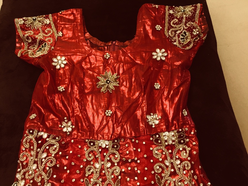 Indian dress size 10-12 women's