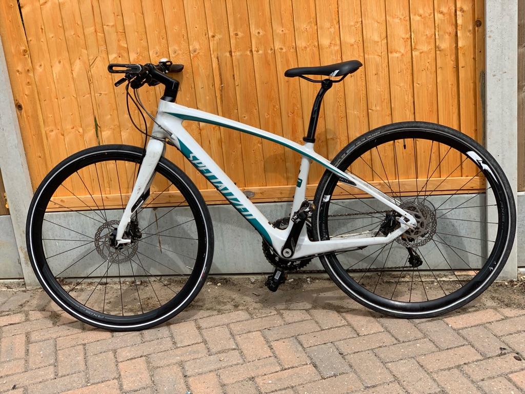 Specialized hybrid bike *Super Light*