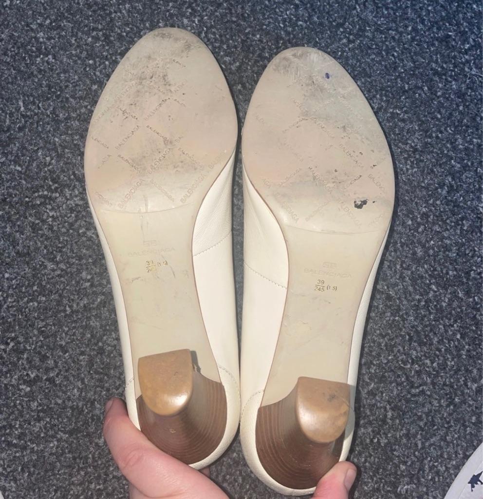 Vintage Balenciaga Heels